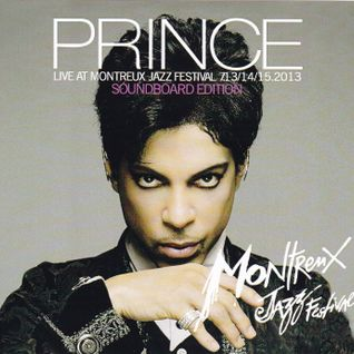 Prince -  live at the Montreux Jazz Festival, 2013 Soundboard recording pt 1