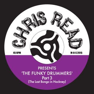 So Much Soul presents 'The Funky Drummers' Part 3 (The Last Bongo in Hackney)