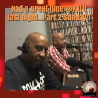 "DJ Chris ""The Glove"" Interview Part 2 on on KXLU 88.9FM"