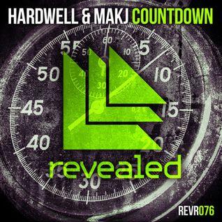 Hardwell & MAKJ - Countdown (Kronos Extended Version)