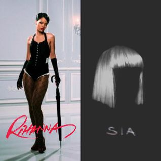 "Under My Chandelier (Rihanna ""Umbrella"" vs. Sia ""Chandelier"")"