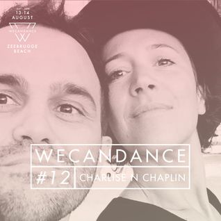 WECANDANCE Exclusive Mixtapes #12 by CHARLISE N CHAPLIN