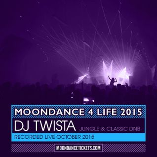 DJ Twista - Moondance4Life 2015 @ GSS London
