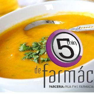 5 Minutos de Farmácia - 12Ago - Beneficíos da Sopa - Cláudia Santos
