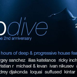 Suffused - Deep Dive 2-Year Anniversary [29 October 2012] on Pure.FM