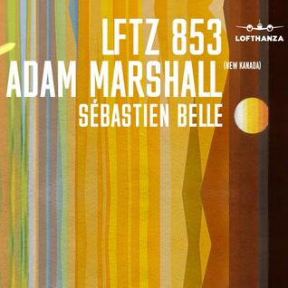 Sébastien Belle - Live opening Dj Set @ Lofthanza, 26-04-2015 ( house, Deep house)