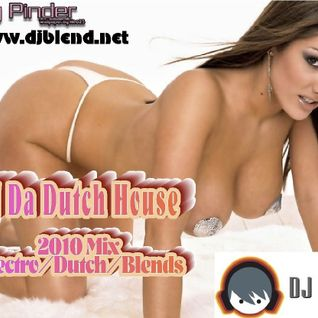 DJ Blend One-In Da Dutch House Live Mix