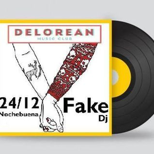 Fake Dj @ Delorean Music Club(24-12-14)