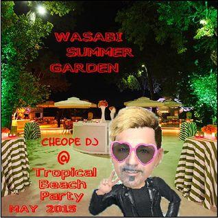 Wasabi Summer Garden Summer 2015