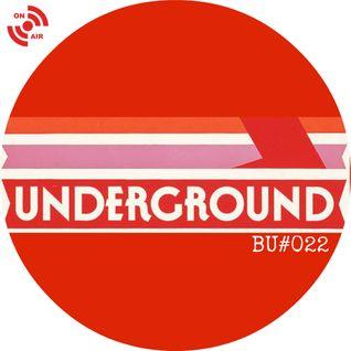 Broadcast Underground #022 : Still Vor Talent
