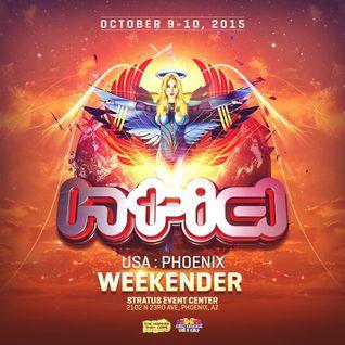Saiyan - HTID USA: Phoenix Weekender - The Undead Mixes