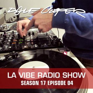 La Vibe radio show #17.04 - Drum & Bass (music only)