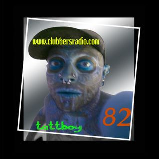 tattboy's Mix No. 82 ~ August 2012 ~ Club ~ Electro ~ House