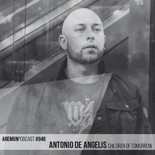 Aremun Podcast 46 - Antonio De Angelis (Children of tomorrow)