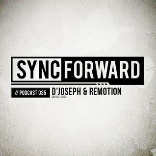 Sync Forward POdcast 035 - Remotion