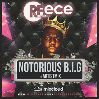 @DJReeceDuncan - The Notorious B.I.G #ArtistMix