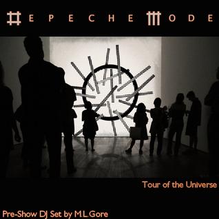 Tour of the Universe - Preshow DJ Set by Martin L. Gore - Part I
