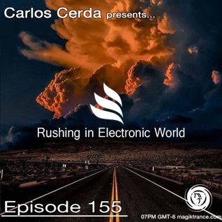 Carlos Cerda - RIEW 155 (02.08.16)