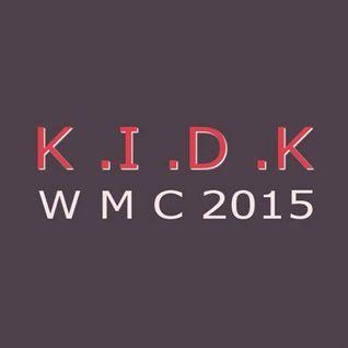WMC 2015 - KIDK feat. Benny Dawson