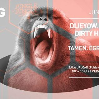 DIJEYOW @ JUNGLE TING APRIL (HOSTED ROMELIO MC)