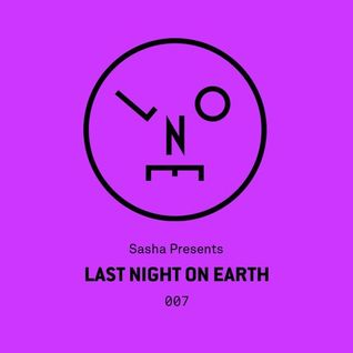 Sasha - Last Night On Earth - 007 (November 2015)