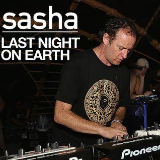 Sasha – Last Night On Earth 016 – 22-AUG-2016