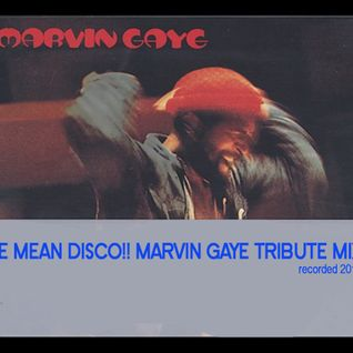 Marvin Gaye Tribute Mix ++ presented by WeMeanDisco!! DJ KidPariz
