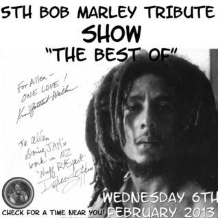 2013-02-06 KFM Bob Marley Tribute Show February 6th 2013 - DJ ALLEN