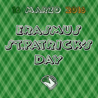 ♣ Erasmus St. Patrick's Day @ Fishmarket ◆ 16 mar 2016
