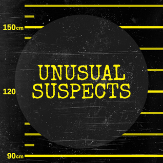 UNUSUAL SUSPECTS IBIZA  special podcast mixed from ADELINE