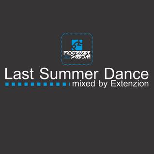 Last Summer Dance (Adrenalin Fest Dj Set) mixe by Extenzion