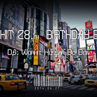 Workit b2b Ben @ Workit Birthday Bash 2014 06 28 part1