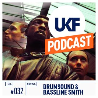 UKF Music Podcast #32 - Drumsound & Bassline Smith in the mix