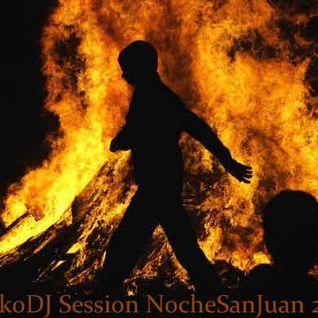 JuanakoDJ Session NocheSanJuan 24.6.12