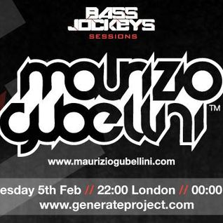 BassJockeys Sessions Show - 05.02.14 with guestmix by Maurizio Gubellini
