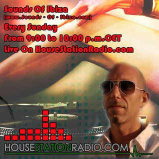 Aaron Cold - Sounds Of Ibiza [HSR 2014-07-06] (Deep House Session)