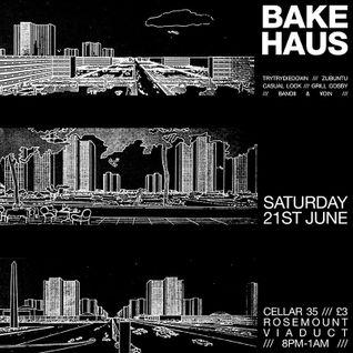 #TWERKAHOLICS MIX 3 (Live @ Bake Haus 10)