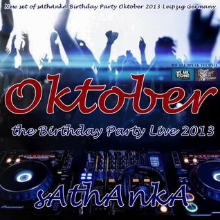 OkToBeR ( tHe BiRthDay PaRtY LiVe 2013 )