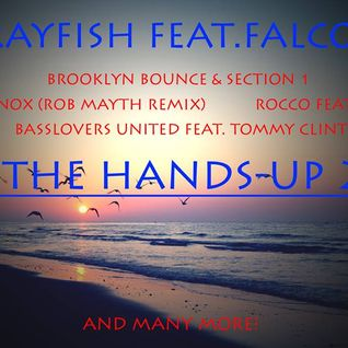Dj .Crayfish feat.Falconer - Feel the hands up 2k16
