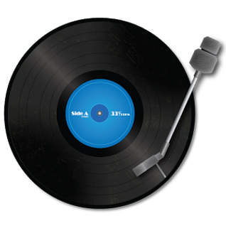 ..something a little bit vinyl - Tues 11 Oct 2016