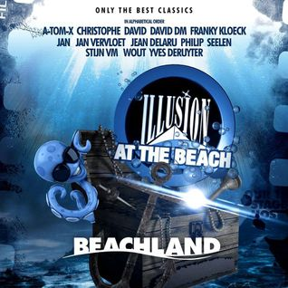 FRANKY KLOECK @ BEACHLAND 11/7/2015 (ILLUSION @ THE BEACH STAGE)