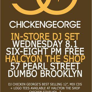 Halcyon Brooklyn Beatdown Mix