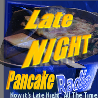 Late Night Radio on Pancake Day - Pancake Comedy & History
