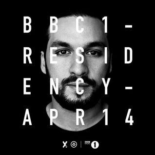 Steve Angello BBC Radio 1 Residency 4.04.14