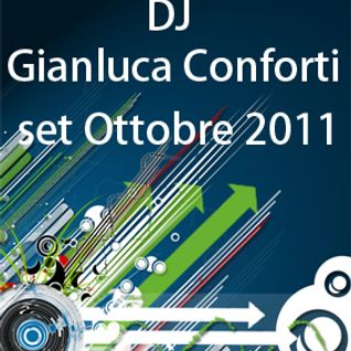 Deejay Gianluca Conforti set October 2011