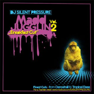 Dj Silent Pressure - Madd Jugglin Vol. 2 (May 2009)