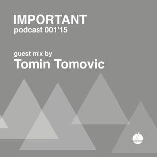 Tomin Tomovic - Important In The House Podcast (My Best Deep House Collection 2014)