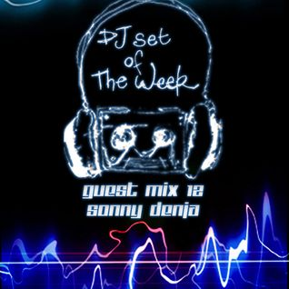 DSOTW Exclusive Guest Mix #12 by Sonny Denja