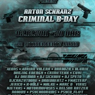 FMasterP - CRIMINAL Ceremony for Anton Schranz B-day (02.12.2011)