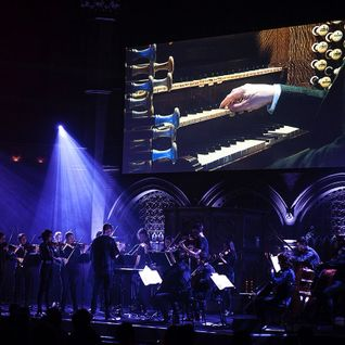 London Contemporary Orchestra (Live from Union Chapel) - 23rd November 2016